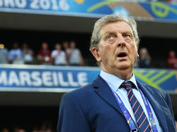 Roy Hodgson war nach dem Russland-Remis enttäuscht