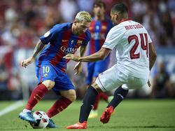 Mercado kümmert sich um Superstar Messi