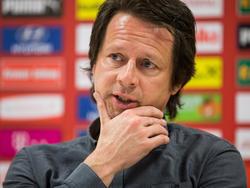 Peter Schöttel macht sich über die österreichische Trainerausbildung Gedanken