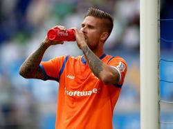Tobias Kempe spielte mit Darmstadt im Abstiegskampf Remis