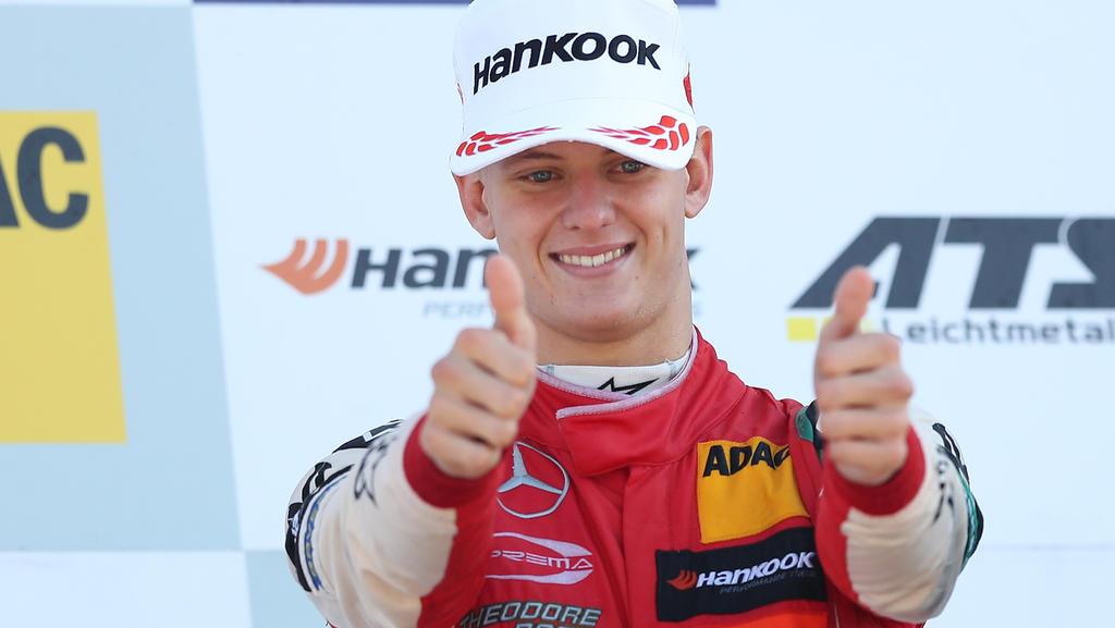 Nur nichts übereilen: Mick Schumacher will nicht unvorbereitet in die Formel 1