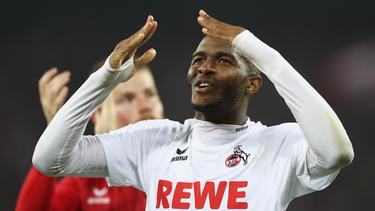 Anthony Modeste ist glücklich über seine Rückkehr nach Köln