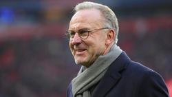 Karl-Heinz Rummenigge lobt den SV Werder Bremen
