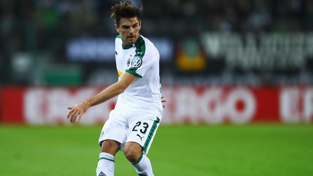 Jonas Hofmann musste gegen Hertha BSC vorzeitig ausgewechselt werden