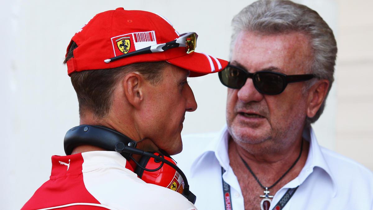"""Da war die Welt noch in Ordnung: """"Team Schumacher"""" 2009"""