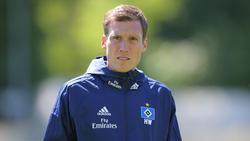HSV-Trainer Hannes Wolf steht vor dem Rauswurf