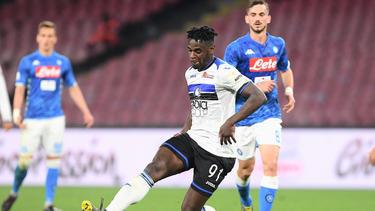 Kehrt Duván Zapata zu seinem Ex-Klub SSC Neapel zurück?