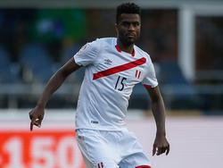 Ramos disputó el Haití-Perú de la Copa Centenario en Estados Unidos. (Foto: Getty)
