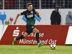 Benjamin Schwarz ist für drei Spiele gesperrt worden