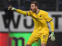 Michael Esser soll seinen ersten Pflichtspiel-Einsatz für Hannover absolvieren