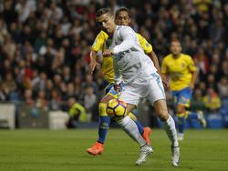 Cristiano Ronaldo blieb auch gegen Las Palmas ohne eigenes Tor