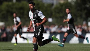 Sami Khedira stand bei Juventus in der Startelf