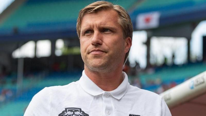 Wünscht sich entspannte RB-Profis: Sportdirektor Markus Krösche