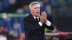 Der ehemalige Bayern-Coach Carlo Ancelotti steht unter Druck