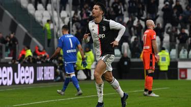 Legte eine bärenstarke Performance hin: Cristiano Ronaldo