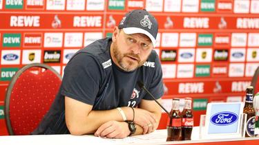 Steffen Baumgart vom 1. FC Köln sieht den Abschied von Florian Wirtz kritisch