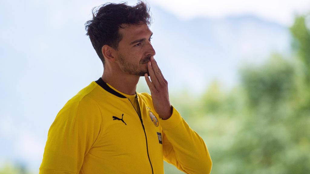 Hummels sieht den BVB für das Duell mit dem FC Bayern gerüstet