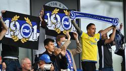 Für Fans in den Stadien wirbt die Petition aus England