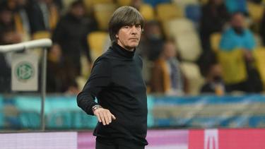 Bundestrainer Joachim Löw reagiert auf die Kritik von Ex-Nationalspielern