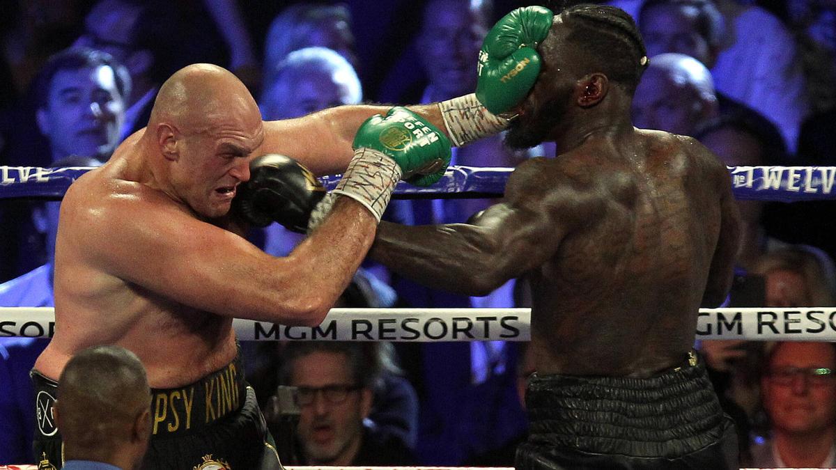 Will wegen der Pandemie in den USA nicht zu einem dritten Kampf gegen Deontay Wilder antreten: Tyson Fury