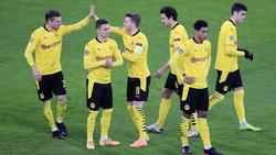Der BVB muss auf mehrere Spieler verzichten