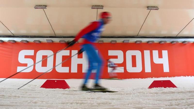 Die Winterspiele 2014 wurden von der Manipulation von Doping-Tests russischer Starter überschattet
