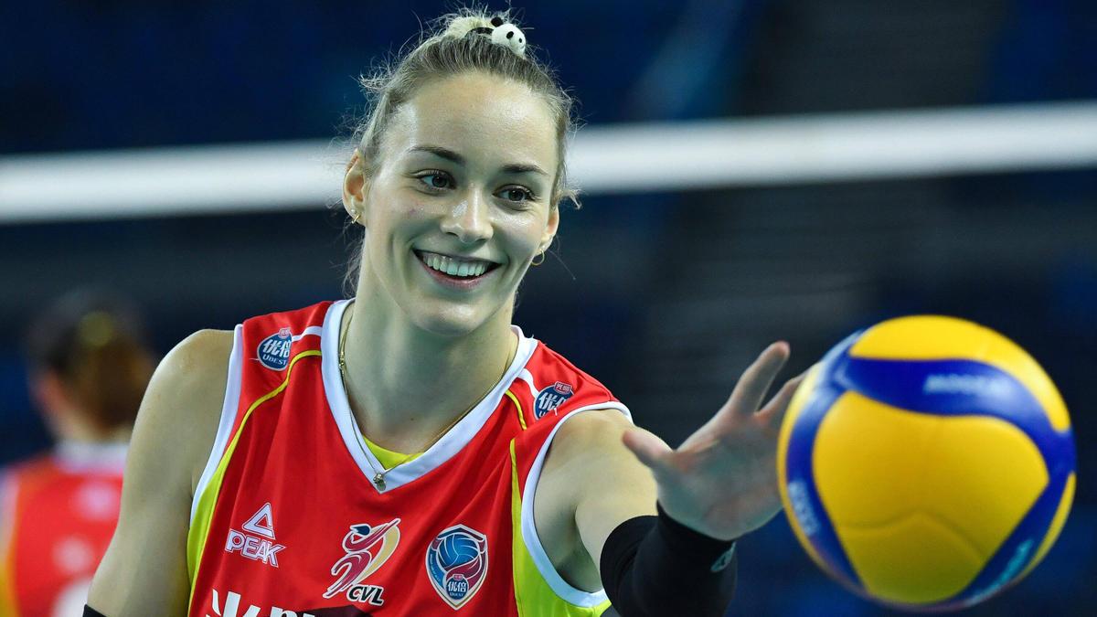Deutsche Volleyballerin des Jahres: Louisa Lippmann