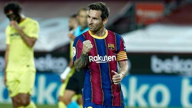Messi traf bei Barcelonas Sieg gegen Bilbao