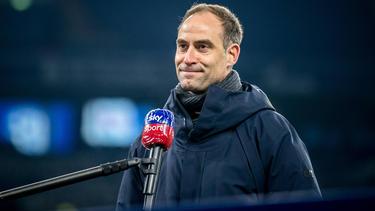 Leipzigs Vorstandschef Oliver Mintzlaff hält sich im Meisterschaftskampf verbal zurück