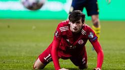 Khvicha Kvaratskhelia soll das Interesse von Borussia Mönchengladbach geweckt haben