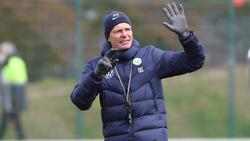Oliver Glasner spielt mit Wolfsburg gegen Union Berlin