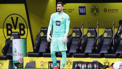 Roman Bürki war beim BVB in der letzten Woche wieder wichtig