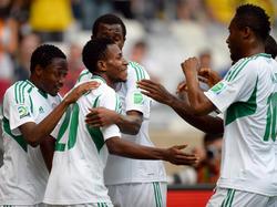 Nigeria löst Pflichtaufgabe