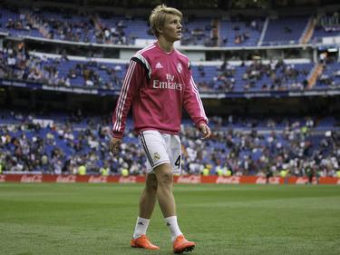 Martin Ødegaard podría salir cedido la próxima temporada. (Foto: Getty)