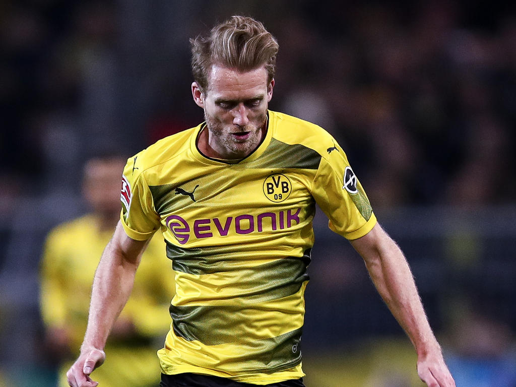 André Schürrle hat beim BVB einen Vertrag bis 2021