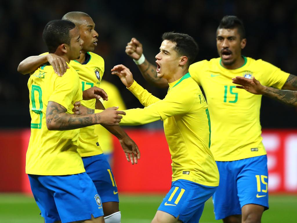Brasilien Nationalmannschaft 2021
