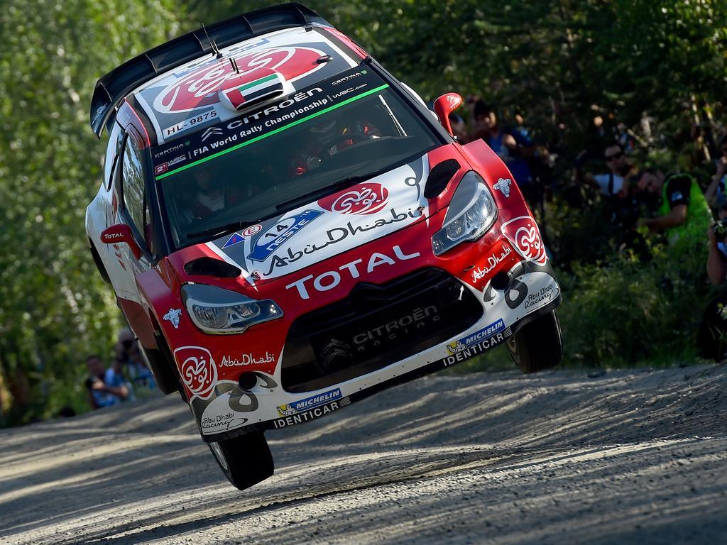 Mads Östberg sitzt in der WRC künftig wieder am Lenkrad des Citroen