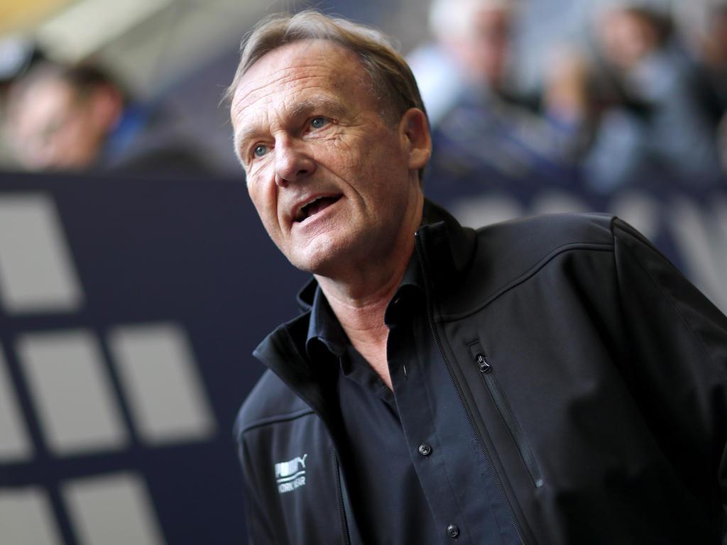 Hans-Joachim Watzke nimmt die BVB-Spieler in die Pflicht