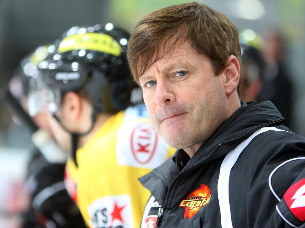 Nürnberg Ice Tigers Wechseln überraschend Den Trainer