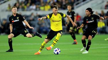 Andrey Yarmolenko steht vor einem Abschied aus Dortmund