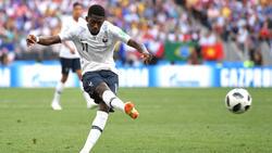 Ousmane Dembélé hat es zur Zeit schwer