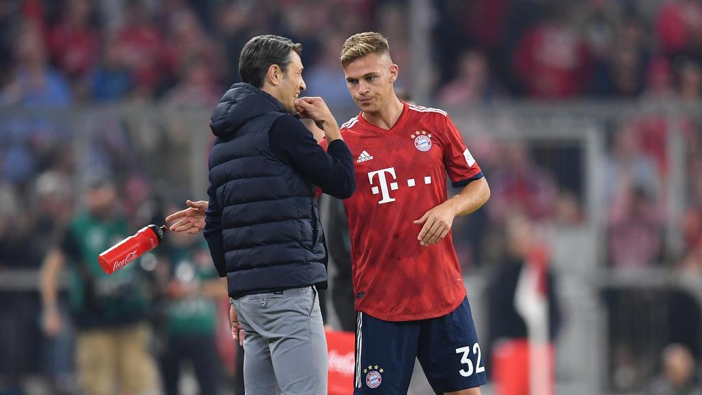 Niko Kovac will den FC Bayern defensiv stabiler machen