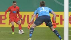 Der 1. FC Heidenheim hat Bayer Leverkusen aus dem Pokal gekegelt