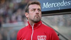 Nimmt die Herausforderung Abstiegskampf an: VfB-Coach Markus Weinzierl