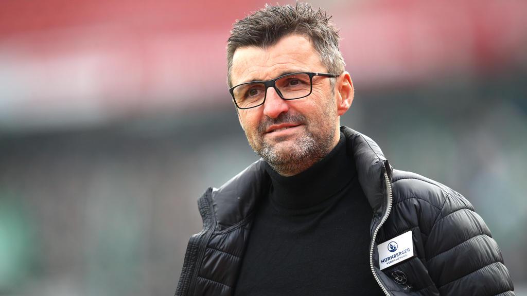 Ex-Club-Coach Michael Köllner hat sich enttäuscht gezeigt