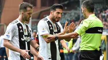 Emre Can fehlt Juventus gegen den FC Turin