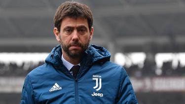 ECA-Chef Andrea Agnelli hat sich zur Champions-League-Reform geäußert