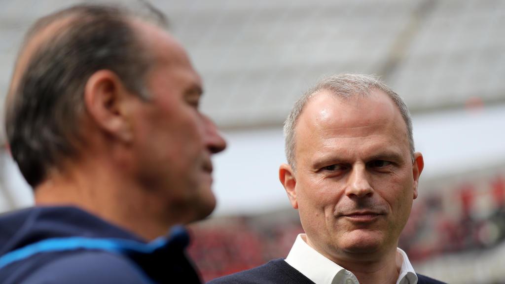 Sport-Vorstand Jochen Schneider hat beim FC Schalke 04 noch viel Arbeit bis zum Saisonstart