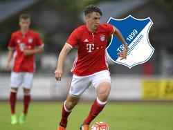 Bayern-Ass Adrian Fein steht auf der Wunschliste von Hoffenheim
