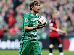 Clemens Fritz trug über elf Jahre das Bremen-Trikot